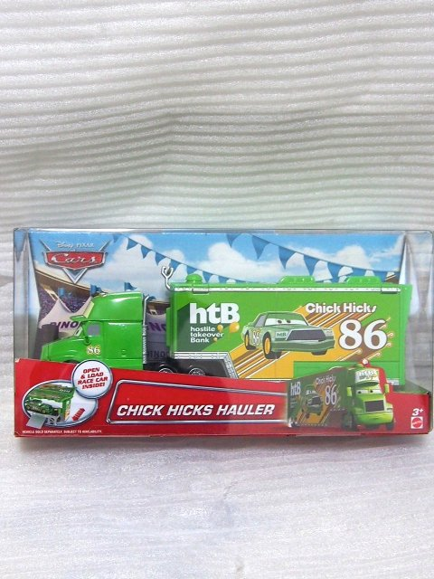 CHICK HICKS HAULER 2016