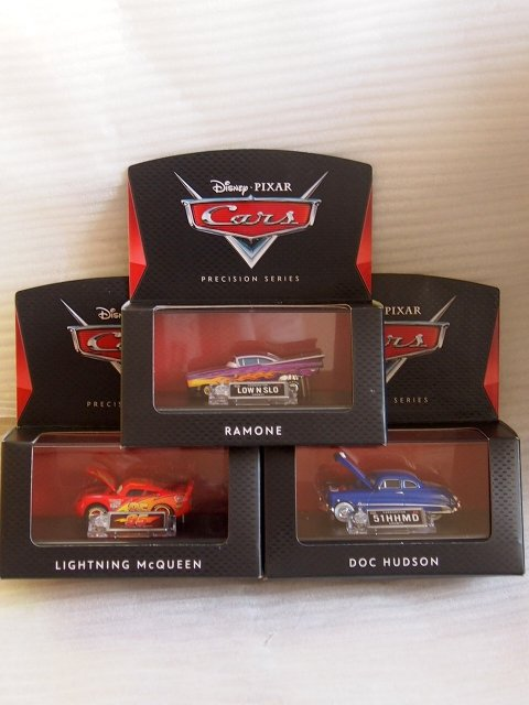 プレシジョンシリーズ 3台セット 精巧モデル