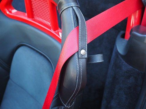 ポルシェスポーツバケットシート用プロテクターサイドカバー(ショルダー)