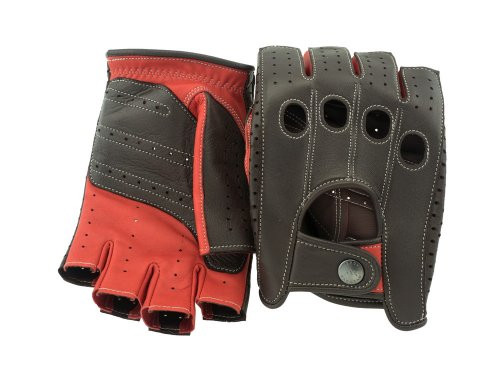 SDR-071R BROWN/RED