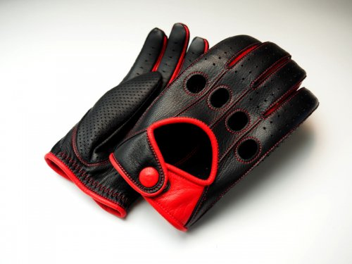 DDR-061 BLACK/RED