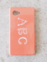 Smartphone case(orange)