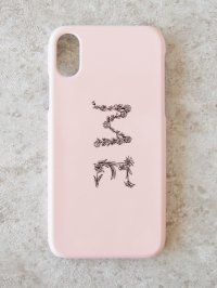 名入れスマホケース ハードケース(baby pink)