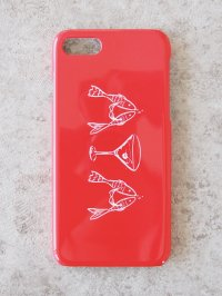 Smartphone case(red)