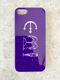 Smartphone case(grape)