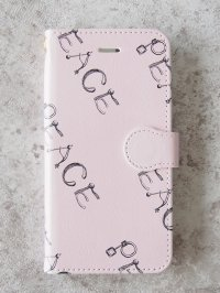 <img class='new_mark_img1' src='//img.shop-pro.jp/img/new/icons14.gif' style='border:none;display:inline;margin:0px;padding:0px;width:auto;' />Smartphone synthetic leather case(baby pink)