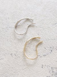 2 colors  loose ear cuff(gold , silver)