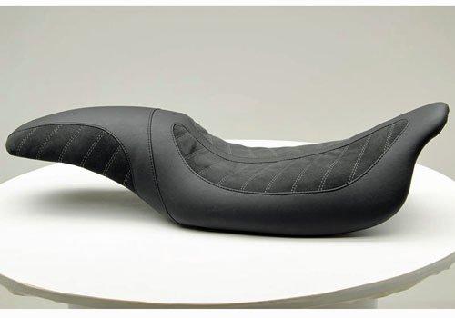 MUSTANG(ムスタング)KODLIN SIGNATURE 2-UPシート BLACK08-17 ツーリングモデル用
