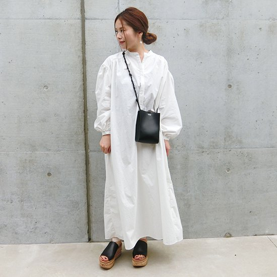 Cotton shirts long dress