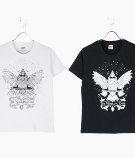 [ The Winking Owl ] BLOOMING T-SHIRT