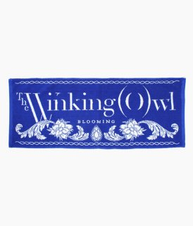[ The Winking Owl ] BLOOMING FACE TOWEL