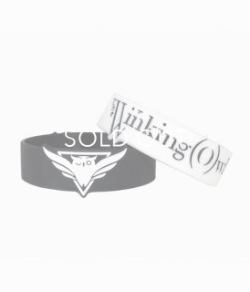[ The Winking Owl ] NEW ICON RUBBER BRACELET