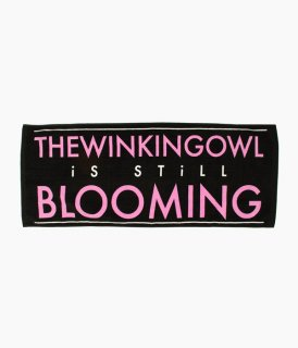 [ The Winking Owl ] STILL  BLOOMING FACE TOWEL