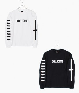 "[collective]""ZERO STATE"" Long Sleeve T-shirts"