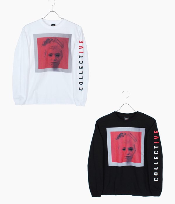 "[collective]""DISTRESS"" Long Sleeve T-shirts"