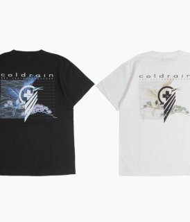 [ coldrain ] A DECADE IN THE RAIN 2007-2011 T-shirt