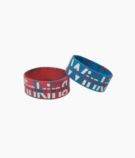 [ The Winking Owl ] Into Another World Rubber Bracelet