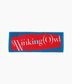 [ The Winking Owl ] Into Another World Face Towel