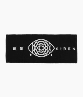<img class='new_mark_img1' src='https://img.shop-pro.jp/img/new/icons59.gif' style='border:none;display:inline;margin:0px;padding:0px;width:auto;' />[眩暈SIREN] FACE TOWEL
