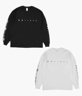 <img class='new_mark_img1' src='//img.shop-pro.jp/img/new/icons60.gif' style='border:none;display:inline;margin:0px;padding:0px;width:auto;' />[眩暈SIREN] Long Sleeved Tee