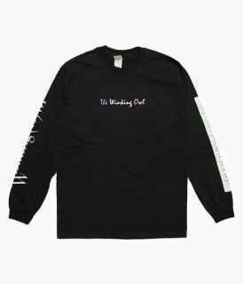 [The Winking Owl] Logo Long Sleeve T-shirt