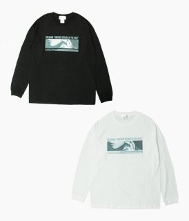 [ coldrain ] ANOTHER DECADE IN THE RAIN LONG SLEEVE T-SHIRT ( AG/長袖 )