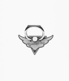 [ The Winking Owl ] Logo Smartphone Ring (スマホリング)