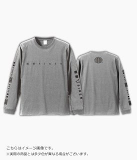 [眩暈SIREN] Long Sleeved Tee