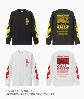 [ coldrain ] BDB2019 LONG SLEEVE T-SHIRT (長袖)