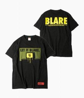 """受付終了【 受注生産商品 】[BF2020] """"BLARE TV"""" T-shirt(Tシャツ-D)【 3月中旬以降発送予定 】"""