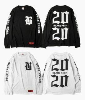 """受付終了【 受注生産商品 】[BF2020] """"B"""" Team Long sleeve(ロンT-F)【 3月中旬以降発送予定 】"""