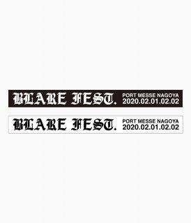 """受付終了【 受注生産商品・数量限定 】[BF2020] """"BLARE FEST.""""(ラババン-BF)【 3月中旬以降発送予定 】"""
