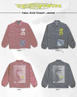 【 予約商品 】 [ Crossfaith ] New Acid Coach Jacket  【 2月上旬 順次発送予定 】