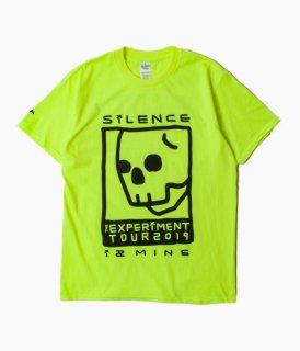 [SiM] NEON カラーツアーTシャツ