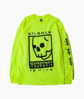 [SiM] NEON カラーツアー ロングスリーブTシャツ
