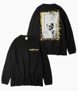 "[coldrain] ""MMXX"" LONG SLEEVE T-SHIRT(ロンT)"
