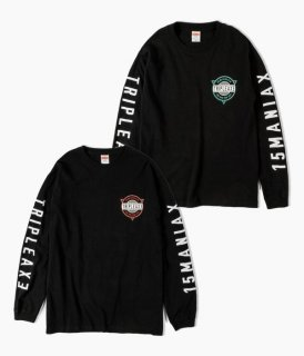 [TRIPLE AXE] ONE MAN TOUR 2021 LONG SLEEVE T-SHIRT