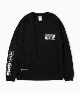 [TRIPLE AXE] XV MANIAX LONG SLEEVE T-SHIRT