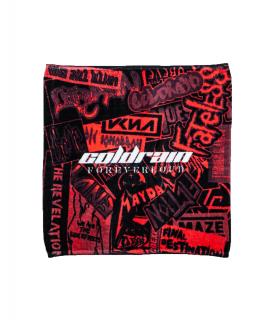 [coldrain] FOREVER LOUD HAND TOWEL
