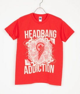 <img class='new_mark_img1' src='//img.shop-pro.jp/img/new/icons24.gif' style='border:none;display:inline;margin:0px;padding:0px;width:auto;' />[ coldrain ] HEADBANG ADDICTION TEE
