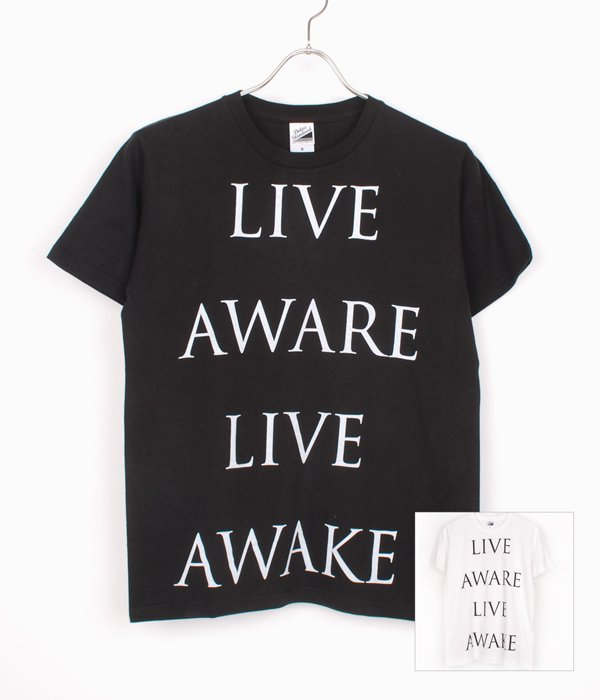 [ coldrain ] AWARE AND AWAKE T-SHIRT