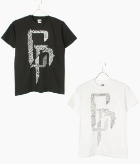 [ coldrain ] LYRICS LOGO T-SHIRT