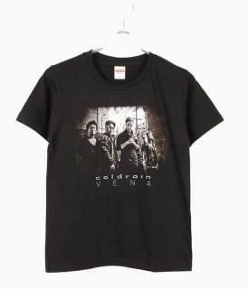 [ coldrain ] VENA BAND PHOTO T-SHIRT