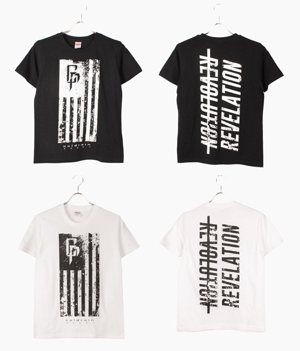 [ coldrain ] Revolution RevelationT-SHIRT