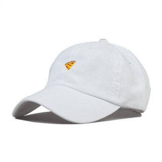 <img class='new_mark_img1' src='//img.shop-pro.jp/img/new/icons57.gif' style='border:none;display:inline;margin:0px;padding:0px;width:auto;' />PIZZA SKATEBOARDS EMOJI DELIVERY POLO CAP / WHITE (ピザスケートボード ポロキャップ)