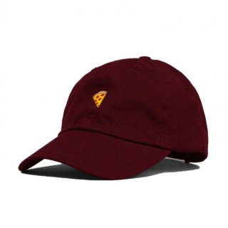 <img class='new_mark_img1' src='//img.shop-pro.jp/img/new/icons57.gif' style='border:none;display:inline;margin:0px;padding:0px;width:auto;' />PIZZA SKATEBOARDS EMOJI DELIVERY POLO CAP / BURGUNDY (ピザスケートボード ポロキャップ)