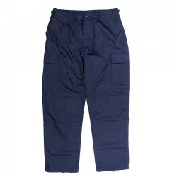 US MILITARY B.D.U PANTS / NAVY (カーゴパンツ)