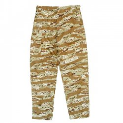 <img class='new_mark_img1' src='//img.shop-pro.jp/img/new/icons5.gif' style='border:none;display:inline;margin:0px;padding:0px;width:auto;' />US MILITARY B.D.U PANTS / DESERT TIGER CAMO (カーゴパンツ)