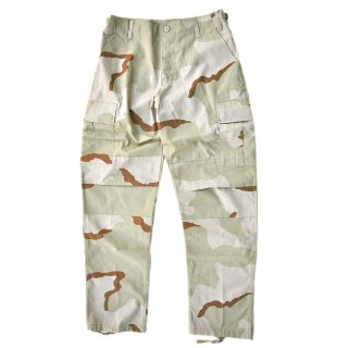 <img class='new_mark_img1' src='//img.shop-pro.jp/img/new/icons5.gif' style='border:none;display:inline;margin:0px;padding:0px;width:auto;' />US MILITARY B.D.U PANTS / 3COLOR DESERT CAMO (カーゴパンツ)