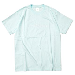<img class='new_mark_img1' src='//img.shop-pro.jp/img/new/icons5.gif' style='border:none;display:inline;margin:0px;padding:0px;width:auto;' />DAY LIQUOR STORE LOGO TEE / AQUA BLUE (デイリカーストアー Tシャツ)